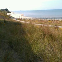 Photo Taken At Ogden Dunes Beach By Jeanette B On 9 25 2017