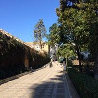 Foto tomada en Jardines de Murillo | Paseo Catalina de Ribera por Pierre H. el 2/1/2016
