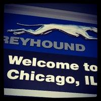 Photo taken at Greyhound Bus Terminal by Stephen L. on 7/30/2013