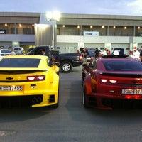Photo taken at Dubai Autodrome by Jayr A. on 4/19/2013