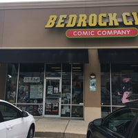 Photo taken at Bedrock City Comic Company by Ghazaal S. on 6/10/2017