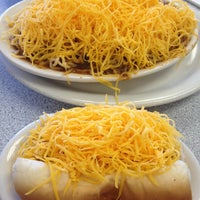 Photo taken at Skyline Chili by Transatlantic B. on 3/22/2013