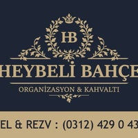 3/30/2016 tarihinde Büşra D.ziyaretçi tarafından Heybeli Bahçe'de çekilen fotoğraf