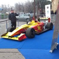Photo taken at Automobile Club de France by Alain C. on 2/27/2013