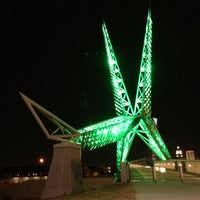 Photo prise au SkyDance Bridge par Cynthia N. le11/11/2012