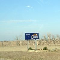 Photo taken at Kansas Turnpike Toll Plaza by Cynthia N. on 3/4/2013