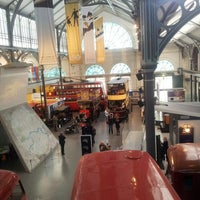 Photo taken at London Transport Museum by Mikhail U. on 4/27/2013