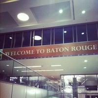 Photo taken at Baton Rouge Metropolitan Airport (BTR) by Deona P. on 10/30/2012
