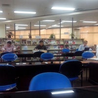 Photo taken at Perpustakaan Nasional RI by andy h. on 10/3/2012