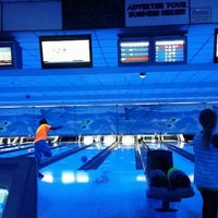Photo taken at White Sands Bowling Center by Burak A. on 8/8/2015