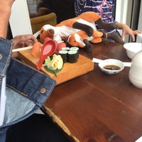 Photo taken at Naniwa Sushi & More by Thomas L. on 7/16/2016