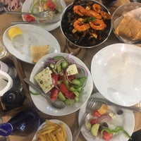 Photo taken at Meze Meze by libby r. on 9/7/2017