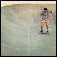 Photo taken at Skatepark by Gitano A. on 7/31/2013