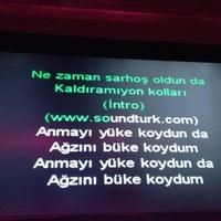 Photo taken at Warm Up Karaoke by Nil K. on 4/29/2013