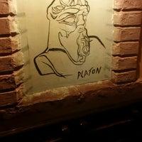 Photo taken at Filos Pub by Octavian M. on 1/17/2016