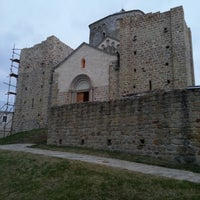 Photo taken at Manastir Đurđevi stupovi by Стефан Д. on 11/16/2012
