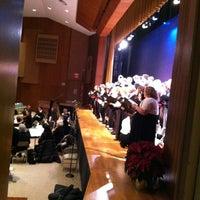 Photo taken at Aquinas Hall by Joe C. on 12/2/2012