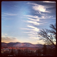 Photo taken at Mount Saint Mary College by Joe C. on 1/10/2013