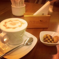 Photo taken at The Cafe Gourmand by Ahmad R. on 4/12/2013