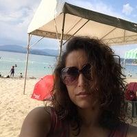 Photo taken at Beach View, Camayan Beach Resort by Sabriye K. on 5/31/2015