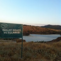 Photo taken at İsalar Göleti by Burhan Z. on 7/19/2013