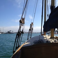 Photo taken at Channel Islands Harbor by Matthew D. on 2/11/2014