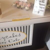 Photo taken at Tracycakes Bakery Café by Anyssa C. on 4/3/2014
