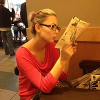 Photo taken at Starbucks by Anyssa C. on 10/14/2012