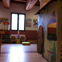 "Photo taken at Biblioteca Ragazzi ""Piccolo Principe"" by Marco M. on 12/22/2012"