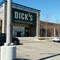Photo taken at DICK'S Sporting Goods by Christopher T. on 2/29/2016