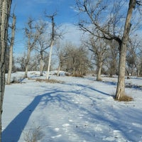 Photo taken at Optimist DGC by Christopher T. on 12/30/2015