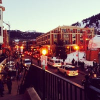 Photo taken at Historic Park City Main Street by Delaney N. on 1/19/2014