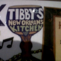 Photo taken at Tibby's New Orleans Kitchen by Scott S. on 10/14/2012
