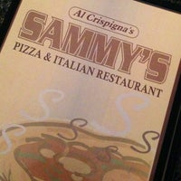 Photo taken at Sammy's Pizza & Italian Restaurant by Jim P. on 7/3/2013