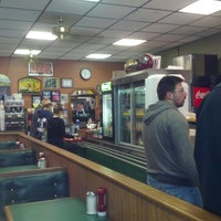 Photo taken at Jim's Deli by Cynthia B. on 9/22/2012