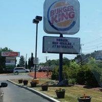 Photo taken at Burger King by Cynthia B. on 6/30/2014