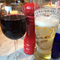 Photo taken at PizzaExpress by Andy M. on 5/11/2014