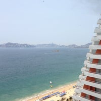 Photo taken at Hotel Playa Suites by Ivan C. on 5/11/2013