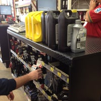Photo taken at Advance Auto Parts by Allie G. on 10/22/2012