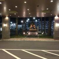 Photo taken at 東横イン 中部国際空港本館 オレンジサイド by Hiroshi T. on 6/14/2013