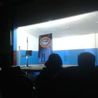 Photo taken at Gimnasio Municipal by Lucy R. on 12/1/2013