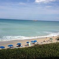 Photo taken at Vistana Beach Club by Brian M. on 4/1/2013