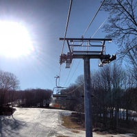 Photo taken at Shawnee Mountain Ski Area by John H. on 3/14/2013