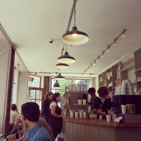 Photo taken at Yumchaa by Ell T. on 6/8/2013