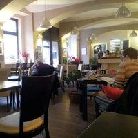 Photo taken at Sicily café by Jaroslav K. on 1/15/2013