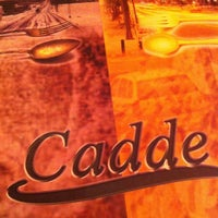 Photo taken at Cafe Cadde by Ecrin T. on 4/23/2013