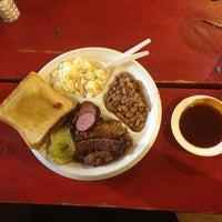 Photo taken at Hammond's BBQ by Lisa C. on 2/6/2013