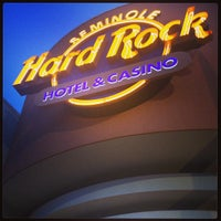 Photo taken at Seminole Hard Rock Hotel & Casino by Feiran W. on 5/11/2013