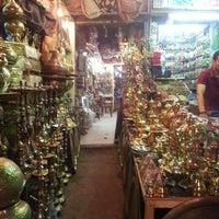 Photo taken at Khan Al-Khalili by Alaa T. on 7/25/2013