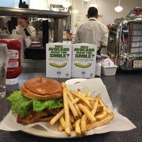 Photo taken at Johnny Rockets by Justin M. on 3/4/2017